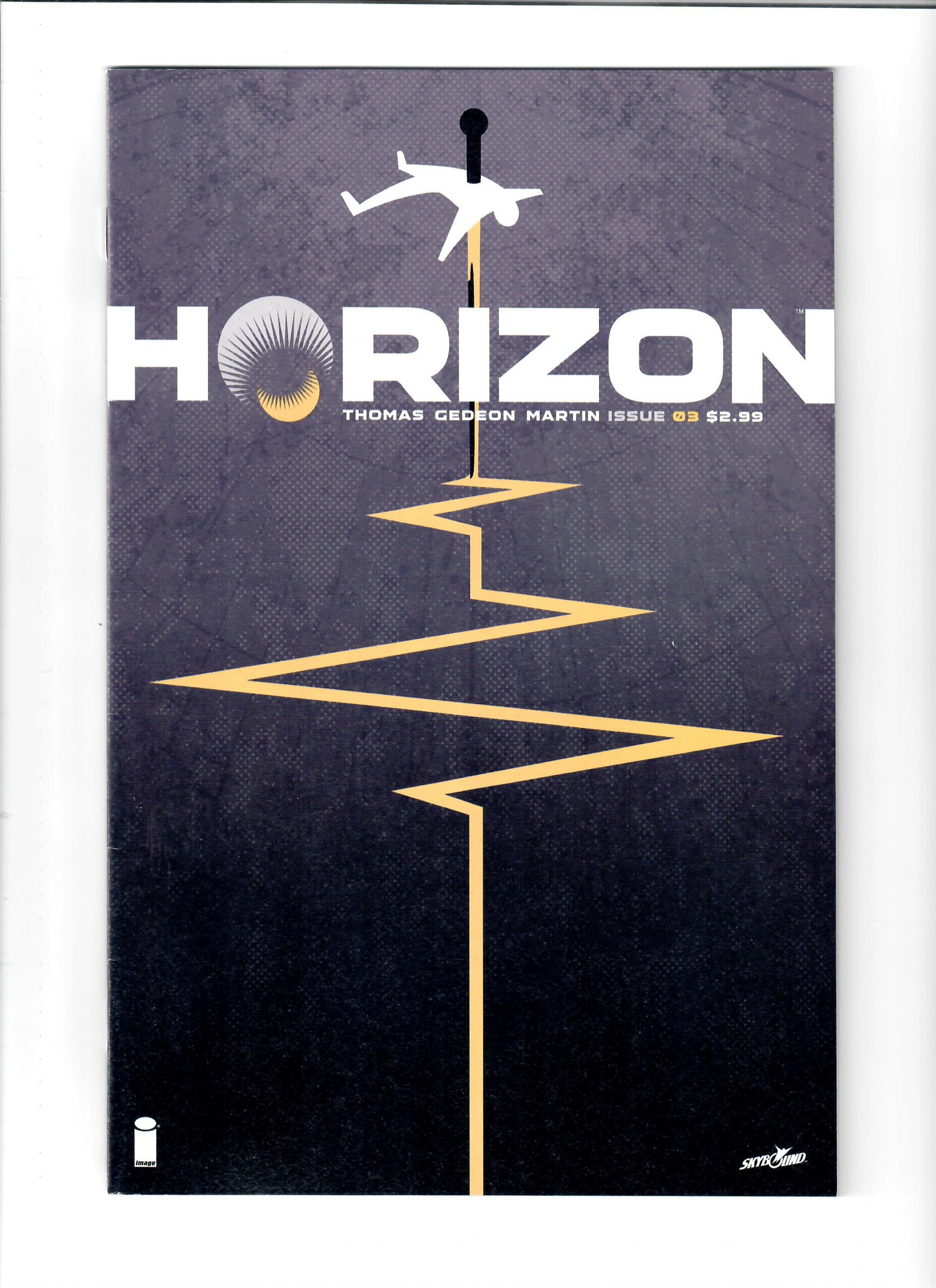 Image Comics Horizon Cover A #3 Sep 2016 Comic #141835-10