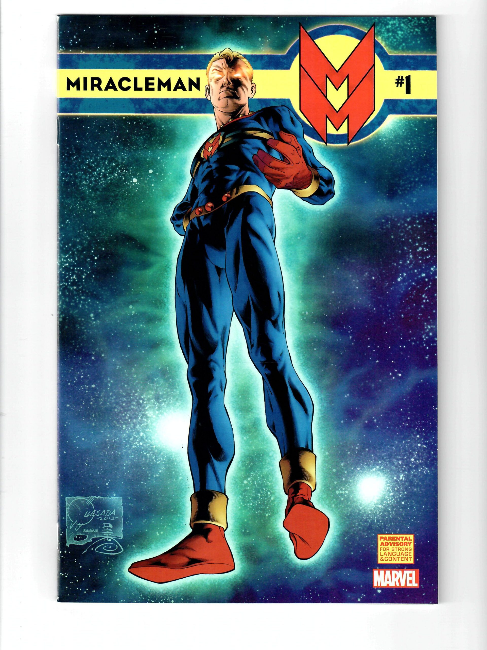 Marvel Comics Miracleman #1 Mar 2014 Comic #141828-10 (Copy)