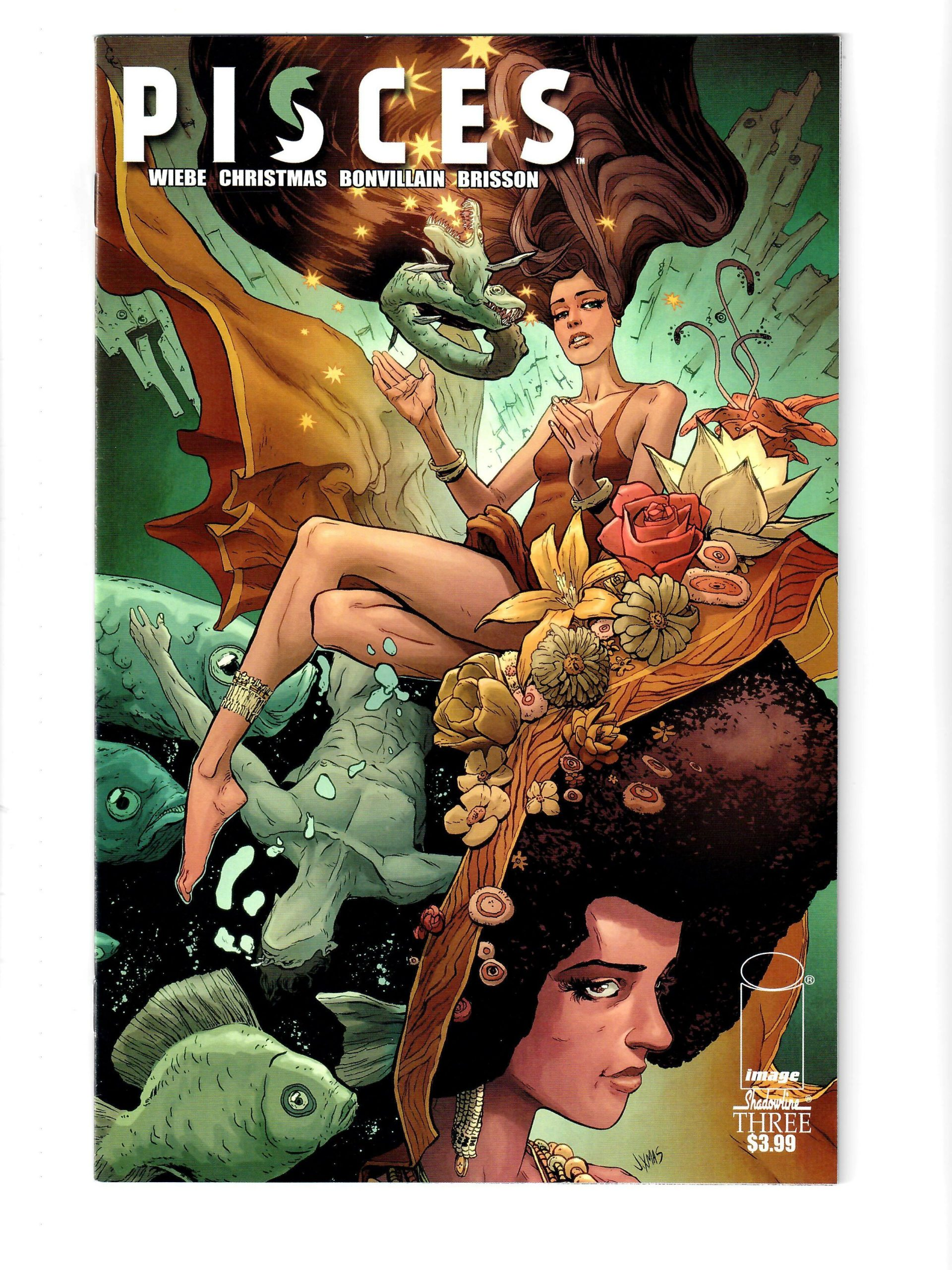 IMAGE COMICS PISCES #3 JUL 2015 COMIC #155757-6