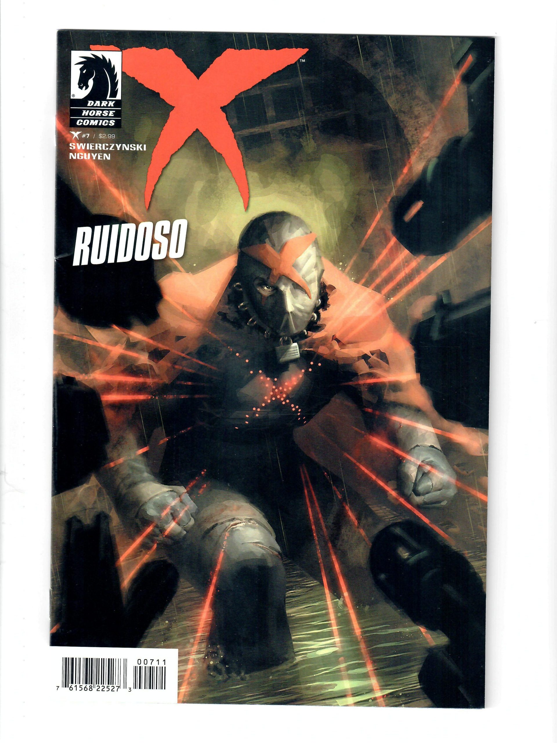 DARK HORSE COMICS X RUIDOSO #7 NOV 2013 COMIC #159220-7